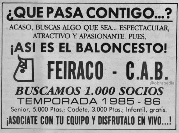 CAMPAÑA85